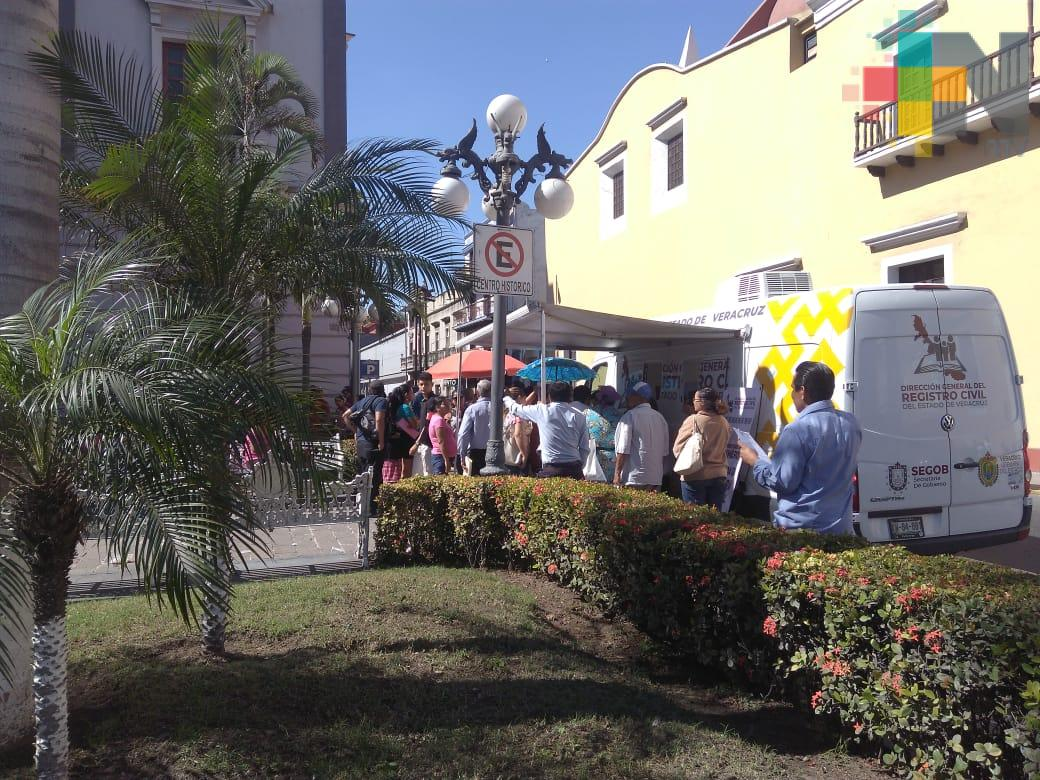 Registro Civil De Veracruz Ofrece Actas De Nacimiento
